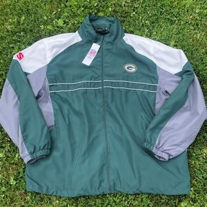 Green Bay Packers Sports Illustrated Windbreaker